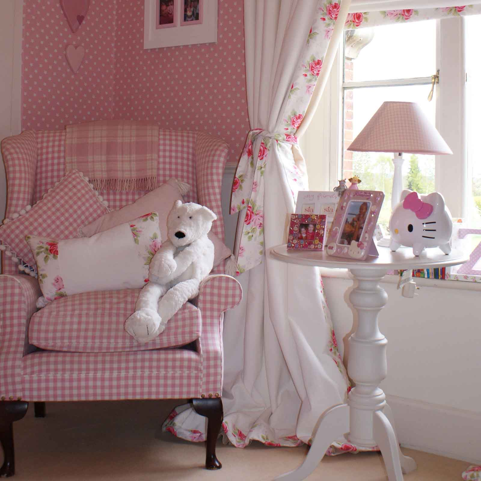 Childs room Ella