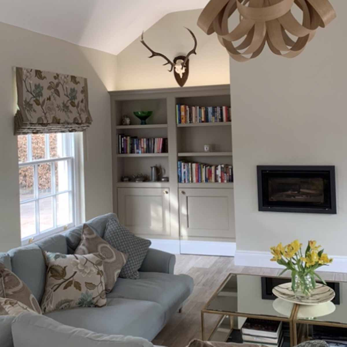 Dining room space design, Shropshire