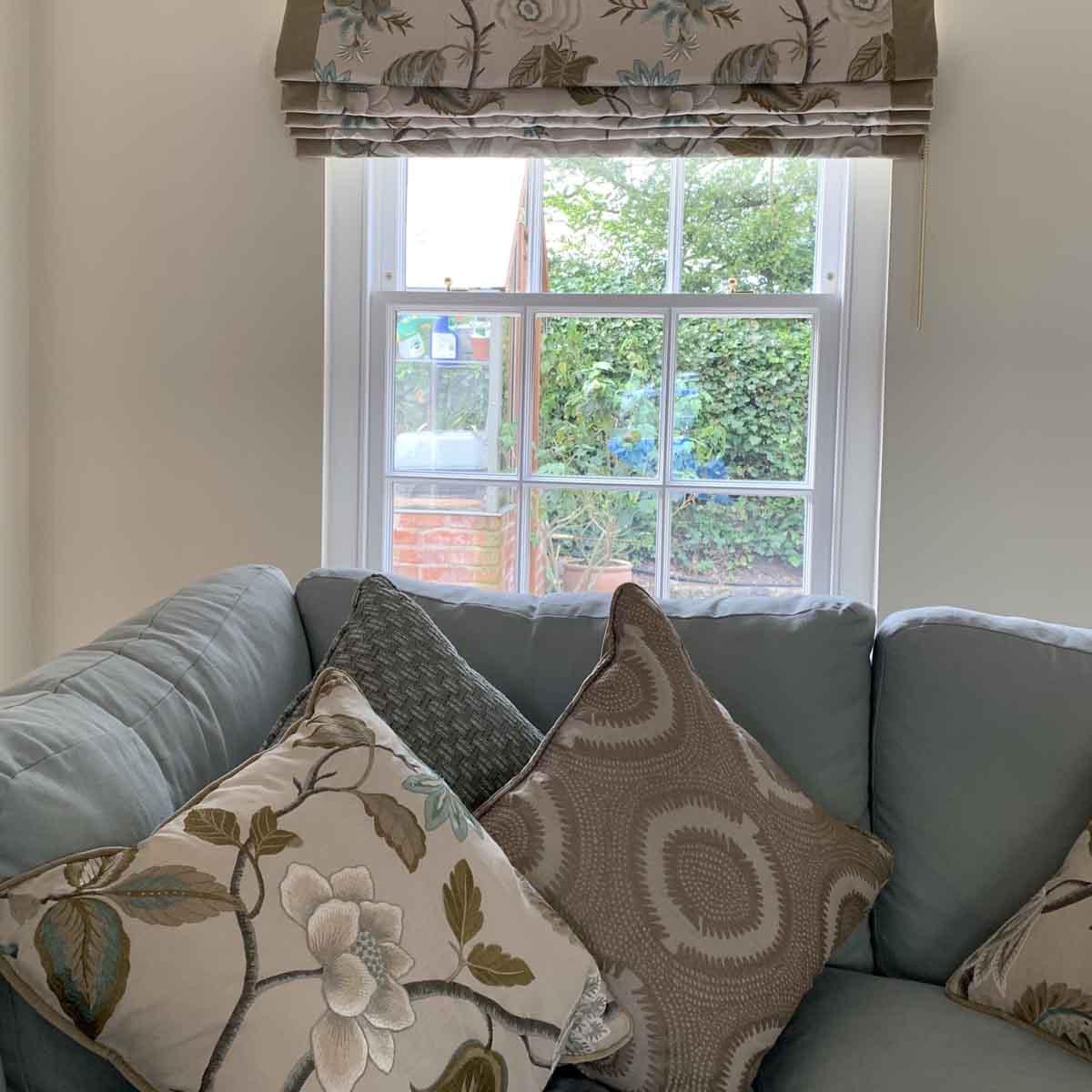 Living spaces interior design